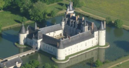 assurance château Plessis Bourré