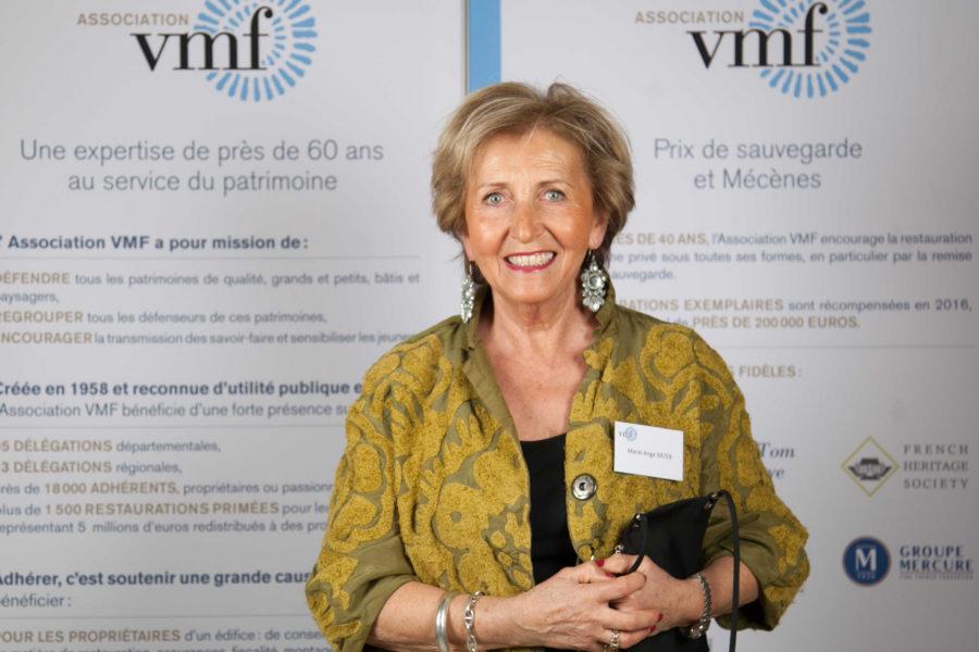 Marie-Ange Rater et Dominique de la Fouchardière