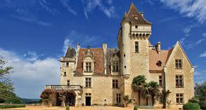 assurance Château des Milandes Dominique de la Fouchardière