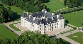 assurance Château d'Ancy-le-Franc Dominique de la Fouchardière