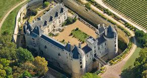 assurance Château de Brézé Dominique de la Fouchardière