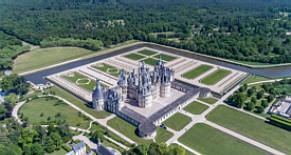 assurance Château de Chambord Dominique de la Fouchardière