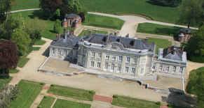 assurance Château de Craon Dominique de la Fouchardière