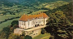 assurance Château de La Roche Millay Dominique de la Fouchardière