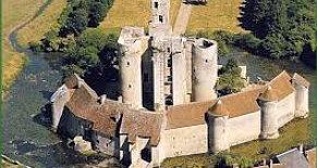 assurance Château de Sagonne Dominique de la Fouchardière