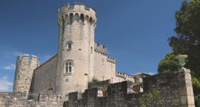 assurance Château de Theyrargues Dominique de la Fouchardière