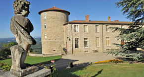 assurance Château de Vollore Dominique de la Fouchardière