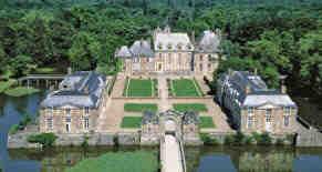 assurance Château de Miromesnil Dominique de la Fouchardière