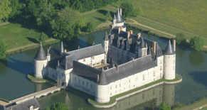 assurance Château de Plessis Bourré Dominique de la Fouchardière