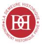 logo La Demeure Historique