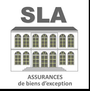 Logo SLA Assurances de chateaux