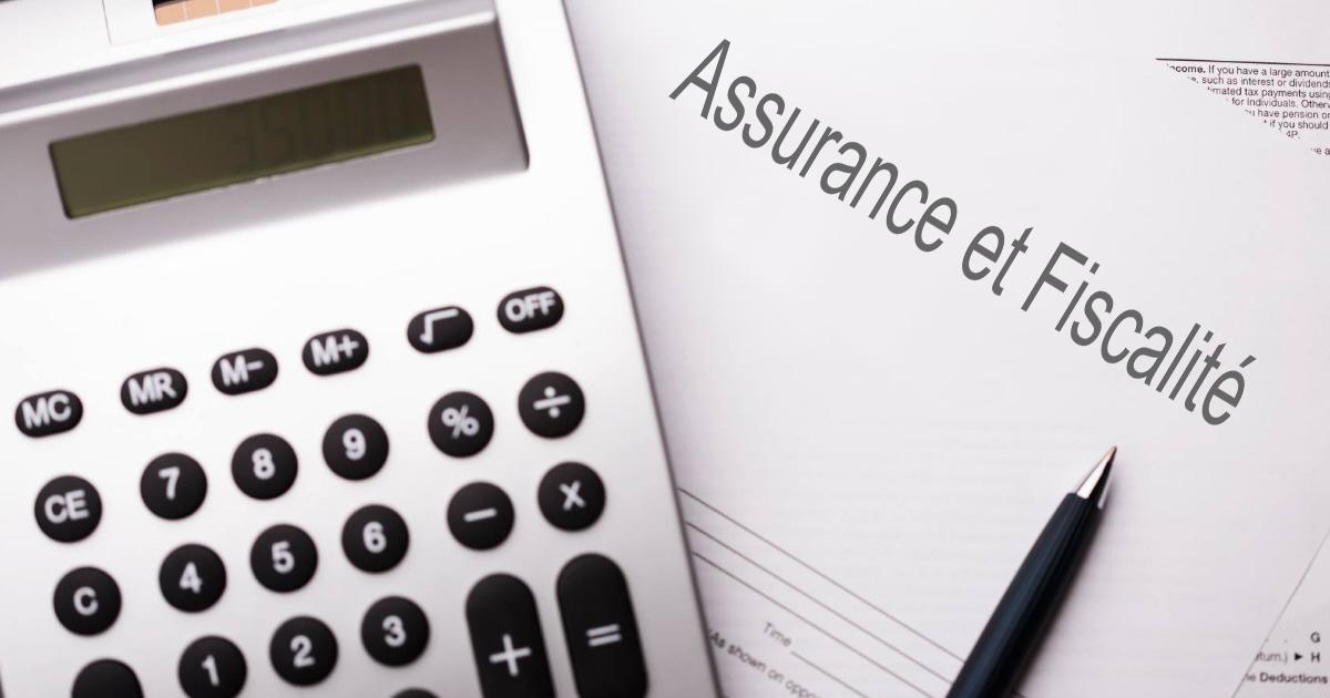 SLA Assurance - Formation assurance et fiscalité