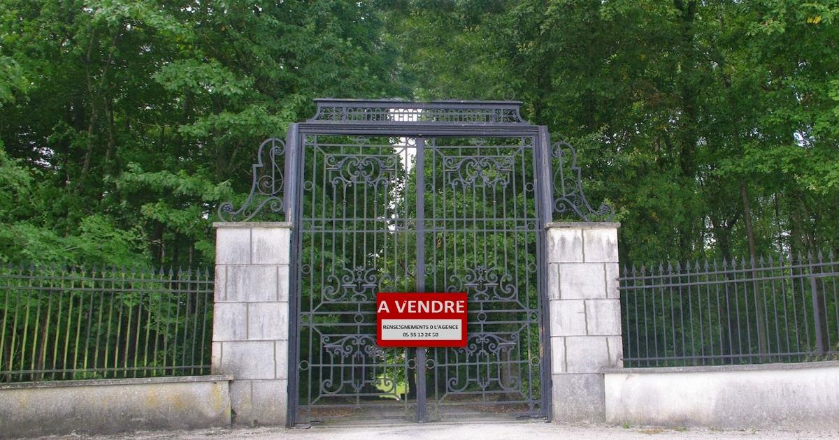 SLA Assurance - Château et manoir peinent à trouver preneur