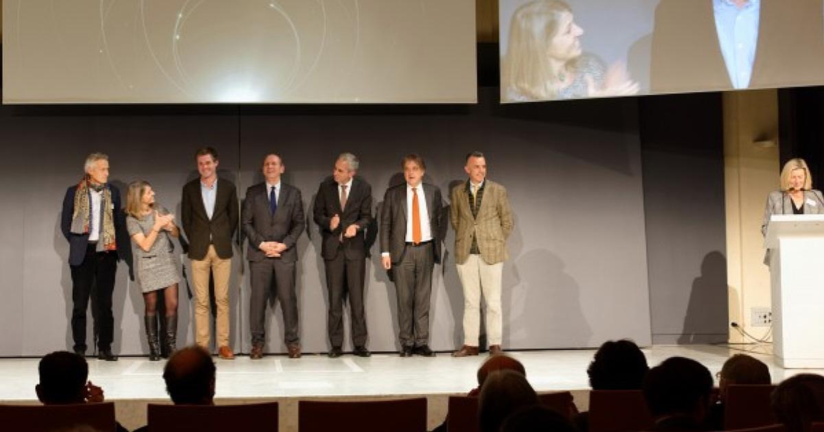 SLA Assurance - Prix jeune repreneur d'un monument historique 2018