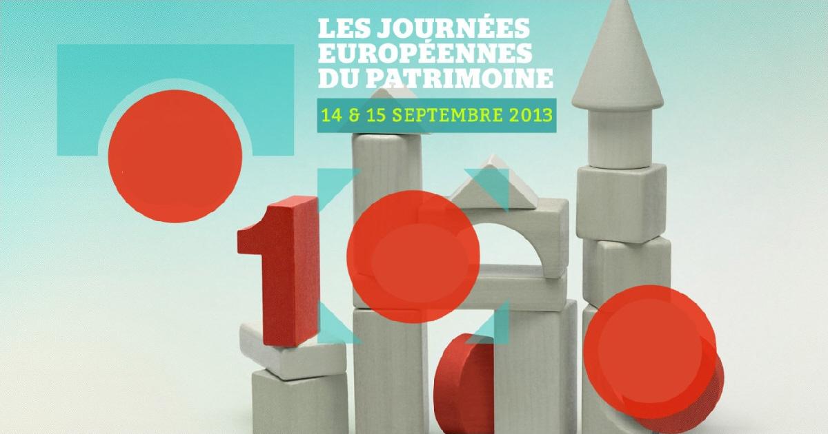 SLA Assurance - journées du patrimoine 2013