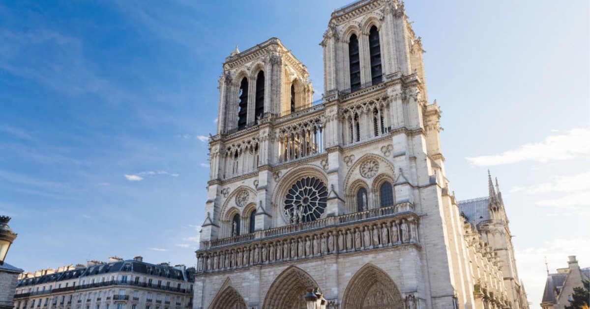 Verspieren Notre Dame de Paris