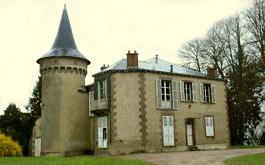 Guéret veut vendre le château de Cher-du-Prat