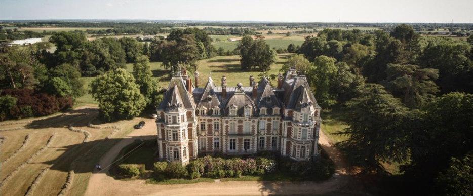 château de la Jumellière Prix jeune repreneur d'un Monument Historique 2018