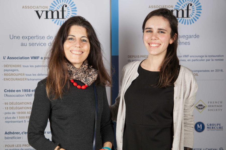 Corinne Baillon Dhumez et Dominique de la Fouchardière