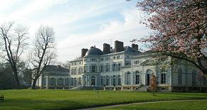 assurance Château de Groussay Dominique de la Fouchardière