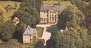 assurance Château de Pleurs Dominique de la Fouchardière