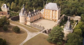 assurance Château de Touffou Dominique de la Fouchardière