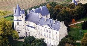 assurance Château de Clairvaux Dominique de la Fouchardière