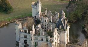 assurance Château de la Mothe Chandeniers Dominique de la Fouchardière