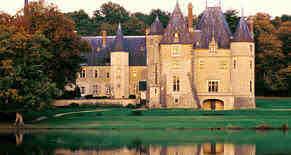 assurance Château de la Verrerie Dominique de la Fouchardière