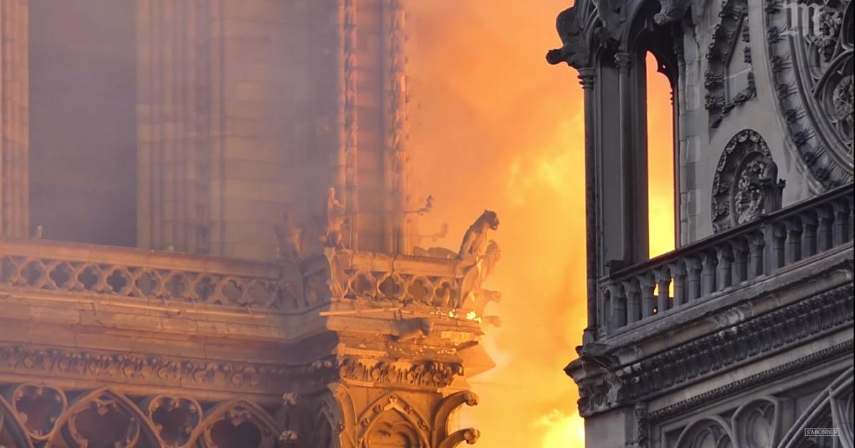 Notre Dame de Paris est-elle-assurée