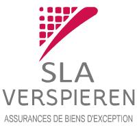 Logo SLA-VERSPIEREN Assurances de châteaux