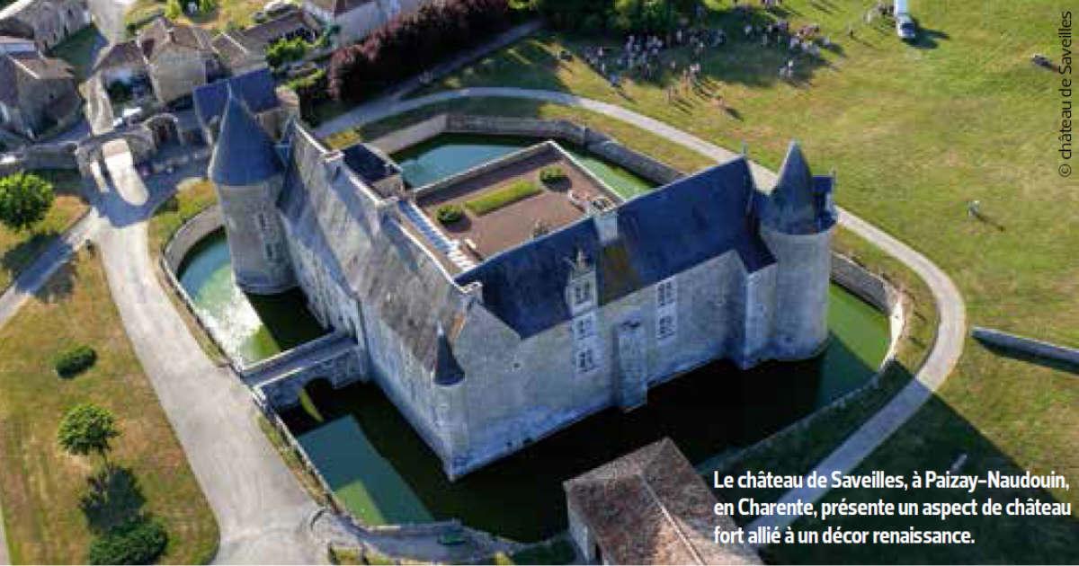 SLA Verspieren assurance de manoir et château