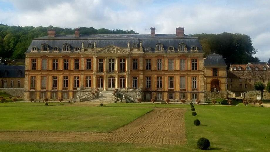 Escapade au Château de Dampierre-en-Yvelines