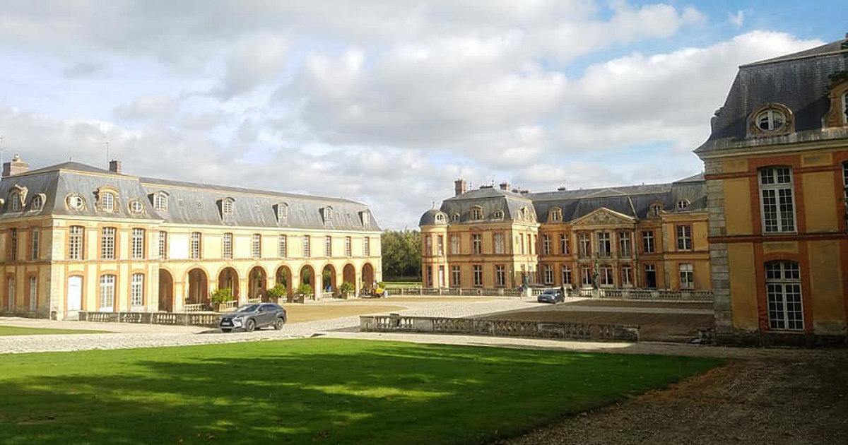Escapade au Château de Dampierre