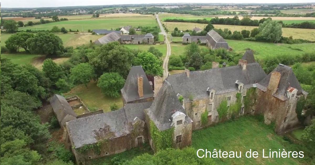Prix du Jeune Repreneur 2020 - Château de Linières