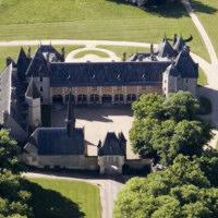 François d'Esneval Château de la Verrerie