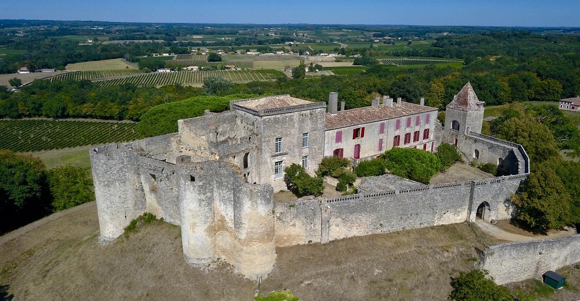 Philippe Journu château de Benauge