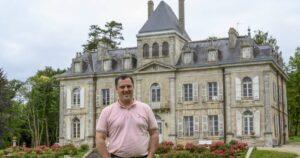 Témoignage de Charles-Edouard de Monti, gérant du château de Keranevel