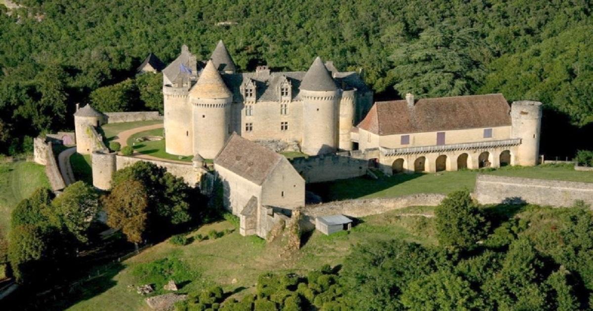 Jean-Luc Delautre propriétaire du château de Fénelon