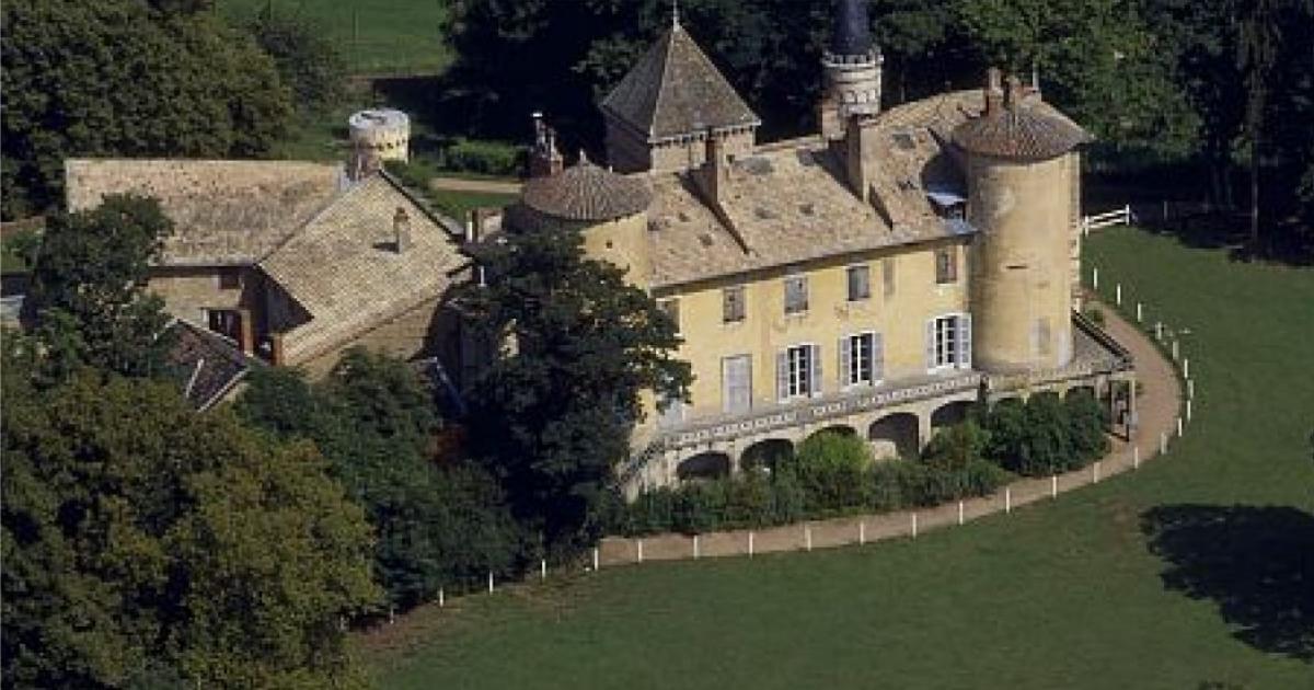 Château de Lamartine - château de Saint-Point