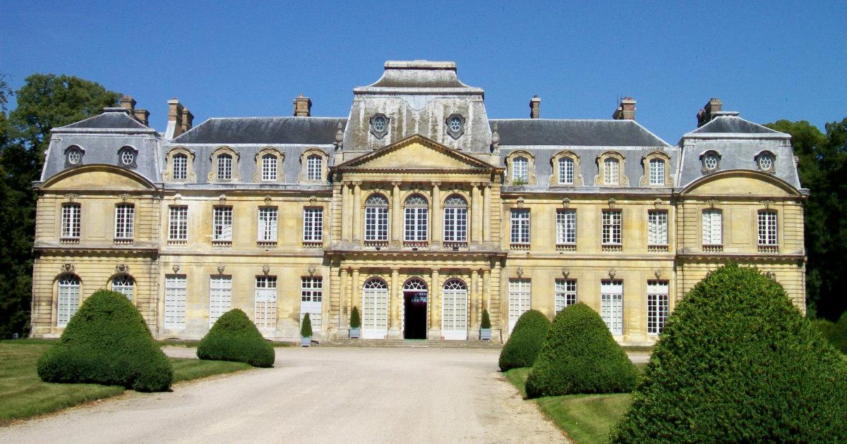 Château de Champlâtreux - Assuré SLA-Verspieren
