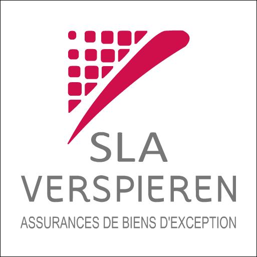 logo SLA VERSPIEREN assurance de châteaux