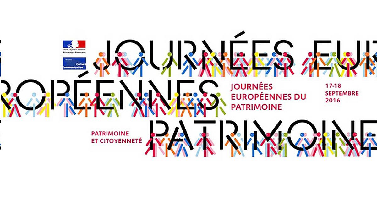 SLA Assurance - 33ème journées européennes du patrimoine