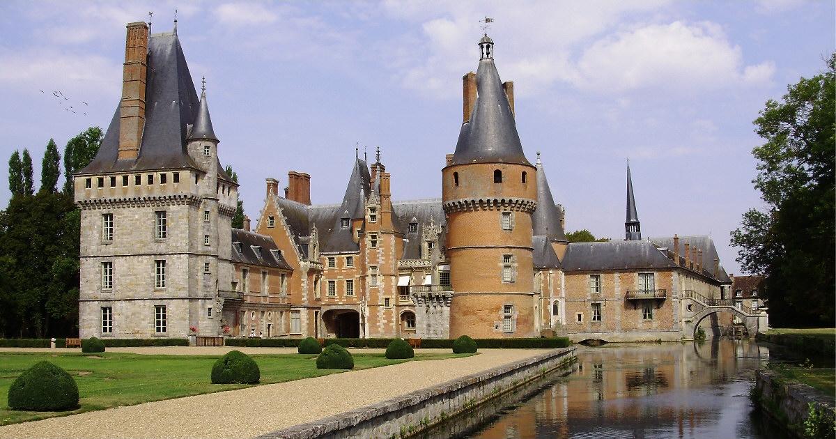 SLA Assurance - la passion des châteaux