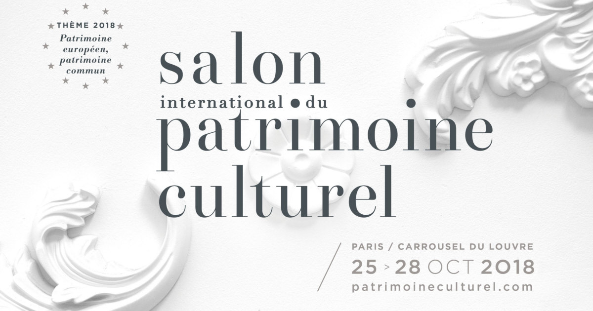 SLA Assurance - Salon international du patrimoine culturel 2018