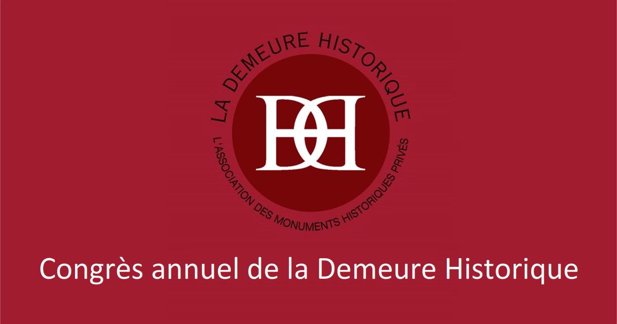 SLA Assurance - Congrés de la demeure historique